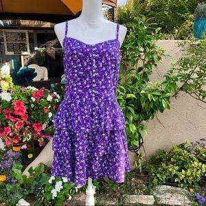 Arizona Jean Company Sleeveless Floral Dress